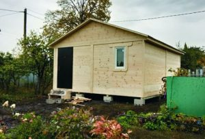 дачный домик 25 метров