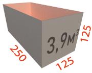 Стоимость металлического бака
