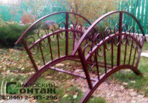 мостик-декоративный