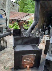 печка-для-бани