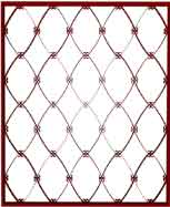 Стоимость решетки на окна