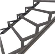 лестница-каркас