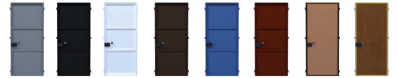 Двери на заказ ассортимент